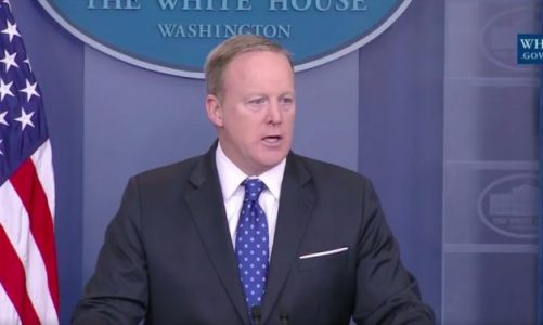 The 10 Spiciest Facts About White House Press Secretary Sean Spicer