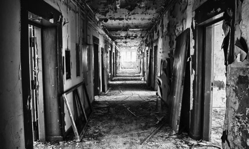These are the Most Haunted Places on Earth
