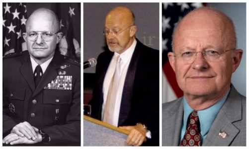 What You Should Know About James Clapper, Trump's Thorn